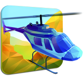 Helicopter 3D Simulator icon