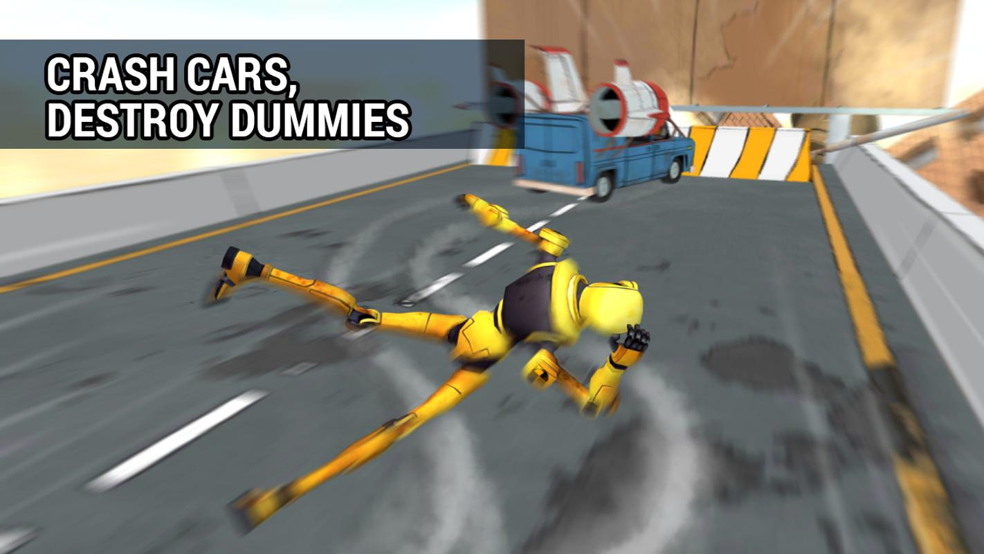 Crash Test Destruction APK Download - Free Simulation GAME for ...