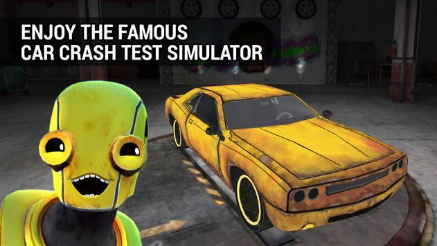 Crash Test Destruction apk screenshot