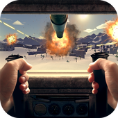 Tank Shooting Attack icon