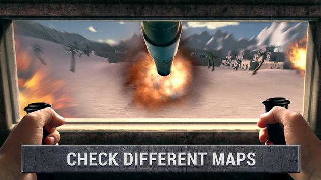 Tank Shooting Attack apk screenshot