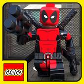 Gemgo Of LEGO Deathpool icon