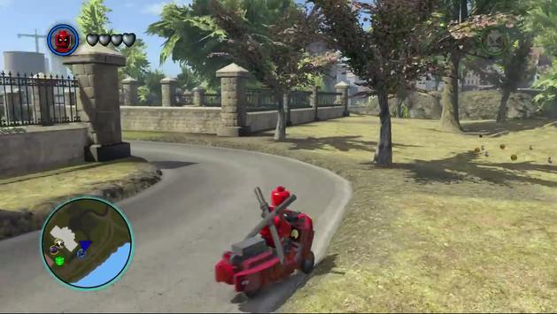 Gemgo Of LEGO Deathpool screenshot 3