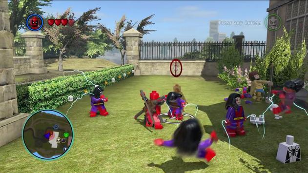 Gemgo Of LEGO Deathpool screenshot 2