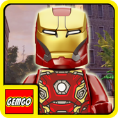 Gemgo Of LEGO Iron Super icon