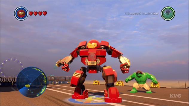 Gemgo Of LEGO Iron Super apk screenshot
