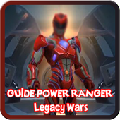New Power Rangers Legacy Tips icon