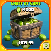 Gems For Clash of Clans COC icon