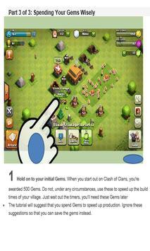 Gems For Clash of Clans COC apk screenshot