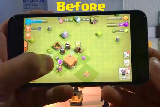 Cheat for Clash of Clans Prank screenshot 1