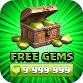 Gems Generator for COC Prank icon