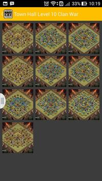 Base Clash Of Clans screenshot 3