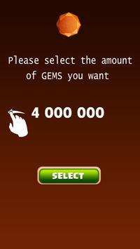 Gems for Shadow Fight 2 : Prank screenshot 1