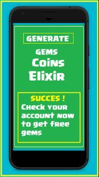 Easy Hack Free Gems for coc in 1 minute (Prank)! screenshot 2