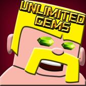 Gems Clash of Clans Prank icon