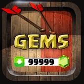 Free Gems Clash of Clans FHX Magic Prank! v.0.9.99 icon