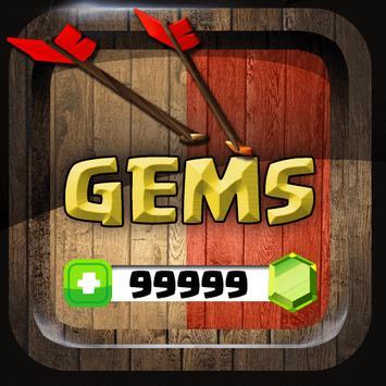 Free Gems Clash of Clans FHX Magic Prank! v.0.9.99 screenshot 7