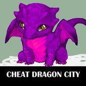 Cheat Dragon City icon