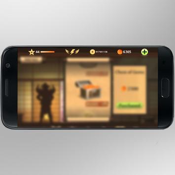 Gems for Shadow Fight 2 Prank apk screenshot