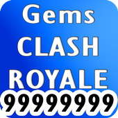 Gems Guide for Clash royale icon
