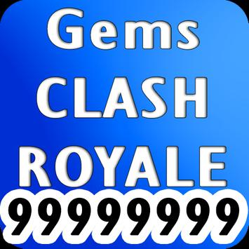 Gems Guide for Clash royale poster