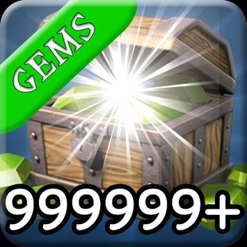 Gems Sheet for Clash of Clans apk screenshot