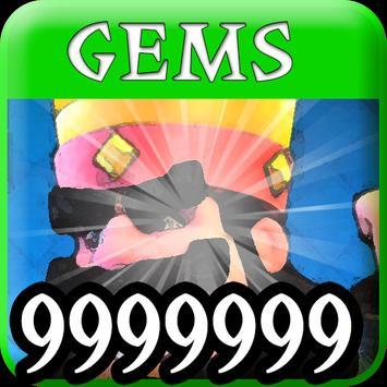 Gems Sheet for Clash royale apk screenshot