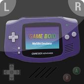 MyGBA - Gameboid Emulator icon