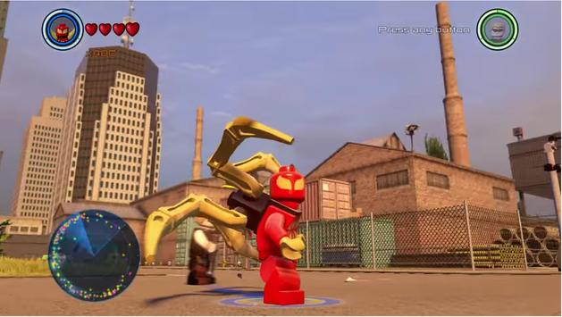 Gemxel Of Lego Iron-Spider apk screenshot