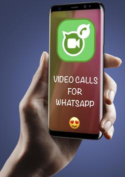 Video Calling For Whatsapp Prank screenshot 2