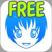 Anime Face Maker GO FREE icon