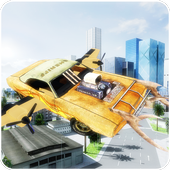 Flying Car 2017 icon