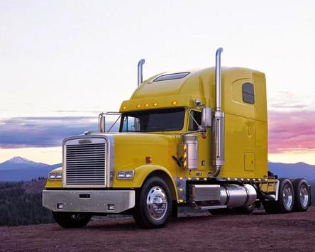 Wallpaper Freightliner Classic apk screenshot
