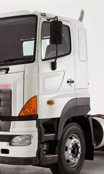 Wallpapers Hino 700 Truck poster
