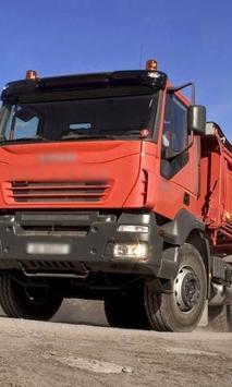 Wallpapers Iveco Trakker Truck screenshot 1
