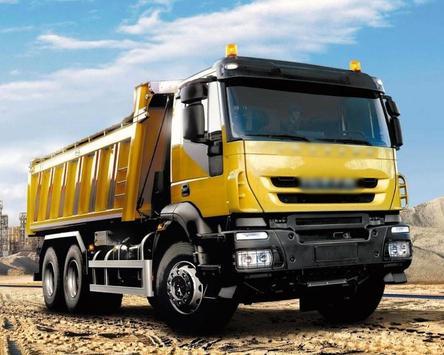 Wallpapers Iveco Trakker Truck screenshot 2