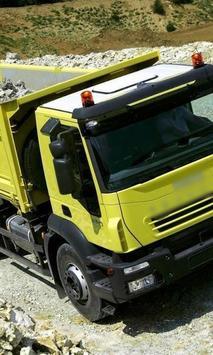 Wallpapers Iveco Trakker Truck poster