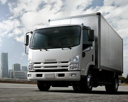 Wallpaper Isuzu N Series Truck apk screenshot