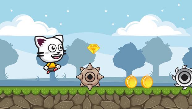 Kitty In City screenshot 2