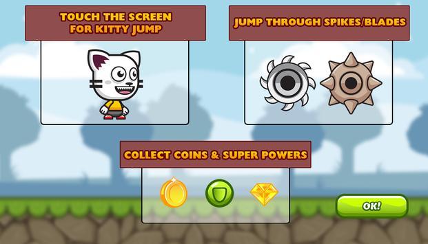 Kitty In City screenshot 3