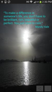 Nursing Quote Of The Day poster