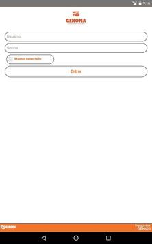 Genoma App apk screenshot