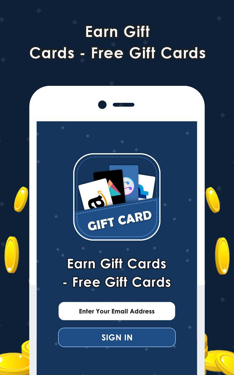 Android Icin Earn Gift Cards Free Gift Cards Apk Yi Indir
