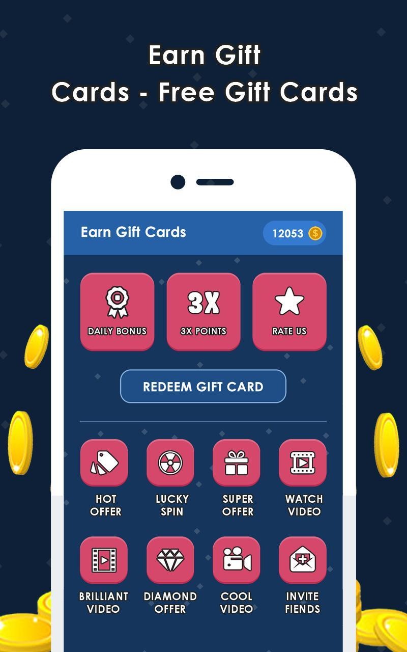 Earn Gift Cards - Free Gift Cards for Android - APK Download