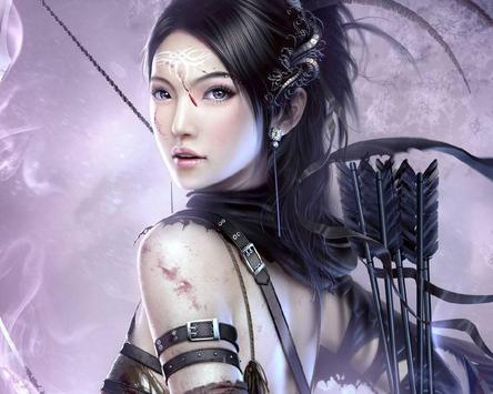 Archer Fantasy and Mystic Jigsaw Puzzles apk screenshot