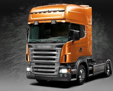 Best Jigsaw Puzzles New Scania Truck apk screenshot