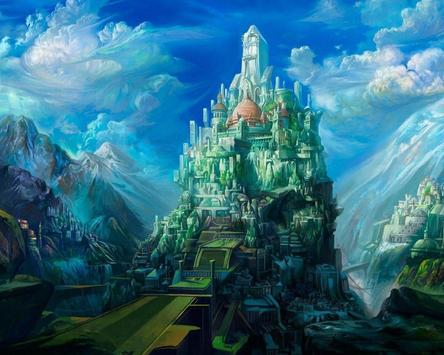 Fantasy and Mystic New Jigsaw Puzzle apk screenshot