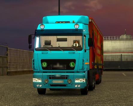 Jigsaw Puzzle New MAZ Trucks apk screenshot