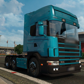Jigsaw Puzzle Scania IV Series New Best Trucks icon