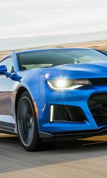 Jigsaw Puzzles New Chevrolet Camaro ZL1 Cars poster